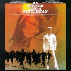an officer and a gentleman - original motion picture soundtrack CD 1982 island used mint