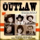 this is outlaw country - various artists CD 1998 BMG simitar used mint