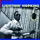 lightnin' hopkins - it's a sin to be rich CD 1992 polygram verve gitanes used mint