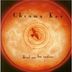 chroma key - dead air for radios CD 1998 fight evil records new factory sealed