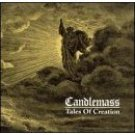 candlemass - tales of creation CD 1990 metal blade  enigma used mint