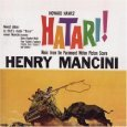 henry mancini - hatari! - music from the motion picture score CD 1962 RCA used mint