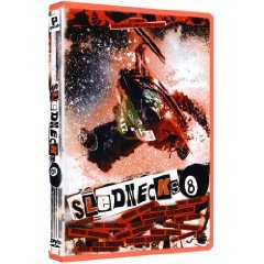 slednecks 8 - slednecks riders DVD 2-discs region 1 used very good