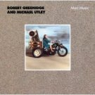 robert greenidge and michael utley - mad music CD 1986 MCA master series used