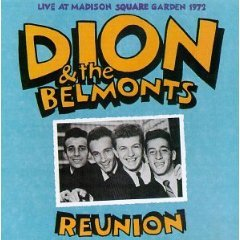 dion & the belmonts - reunion CD 1989 rhino used mint
