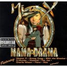 mia x - mama drama CD 1998 no limit priority used mint