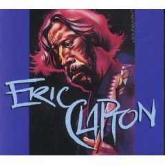 eric clapton - with a little help from my friends CD 1997 rockcartoon sonotec 18 tracks used mint