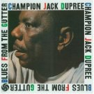 champion jack dupree - blues from the gutter CD 1992 atlantic used mint