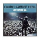creedence clearwater revival - platinum CD 2-discs 2001 fantasy BMG ariola argentina used mint