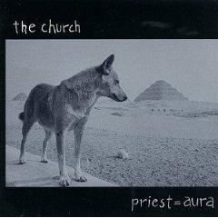 the church - priest = aura CD 1992 arista used mint