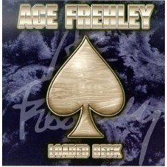ace frehley - loaded deck CD 1997 megaforce used mint barcode punched