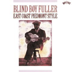 blind boy fuller - east coast piedmont style CD 1991 sony used mint