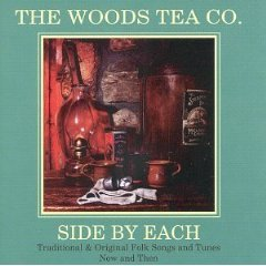 the woods tea co. - side by each CD 1995 wizmak brand new