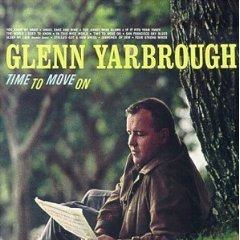 glenn yarbrough - time to move on CD 1999 folk era used mint