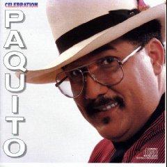 paquito d'rivera - celebration CD 1988 CBS used mint