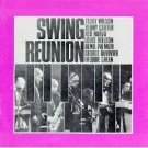 swing reunion - teddy wilson et al CD 2-discs 1985 book of the month records used near mint