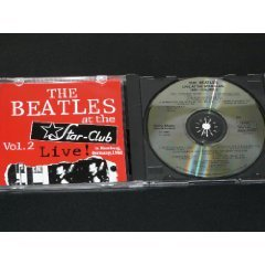 the beatles - live at the star club vol.2 CD 1991 sony 11 tracks used mint