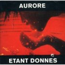 aurore - etant donnes CD 1990 touch made in england used mint
