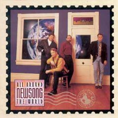 newsong - all around the world CD 1993 benson music used mint