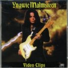Yngwie malmsteen - video clips VCD 2000 pony canyon 6 video clips used mint