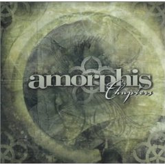 amorphis - chapters CD plus DVD 2003 relapse used mint