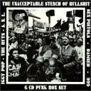 the unacceptable stench of bullshit - 100 punk anthems CD 6-discs 1997 dressed to kill UK used