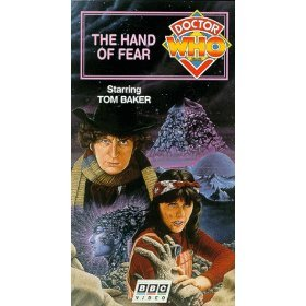 doctor who - the hand of fear VHS 1976 1996 BBC used mint
