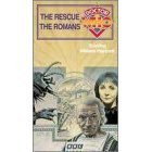 doctor who - the rescue + the romans VHS 2-tapes 1965 BBC 1996 CBS fox used mint