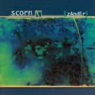 scorn - zander CD 1997 invisible records used