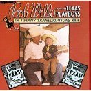bob wills abd his texas playboys - tiffany transcriptions vol. 4 CD 1985 rhino mint