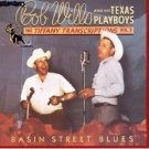 bob wills - tiffany transcriptions vol.3 basin street blues CD 1984 rhino mint