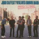 john cafferty and the beaver brown band - tough all over CD 1985 CBS scotti brothers used mint