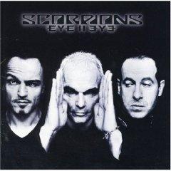 scorpions - eye II eye CD 1999 koch used mint barcode punched