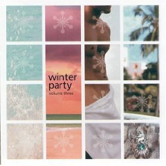 winter party volume three - dj monty and dj tony moran CD 2-discs centaur used mint
