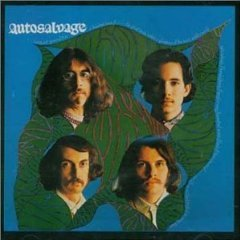 autosalvage - autosalvage CD 1968 acadia 2001 evangeline UK brand new