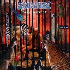 scorpions - pure instinct CD 1996 eastwest atlantic warner used mint