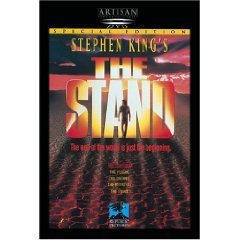 stephen king's the stand DVD 1994 2002 artisan republic used mint