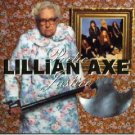 lillian axe - poetic justice CD 1992 grand slamm I.R.S. used very good
