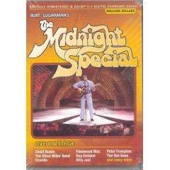 burt sugarman's the midnight special million sellers DVD 2006 guthy renker 93 mins used mint