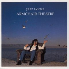jeff lynne - armchair theatre CD 1990 reprise warner BMG Direct used mint
