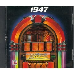 your hit parade 1947 - various artists CD 1989 BMG time life music 24 tracks used mint
