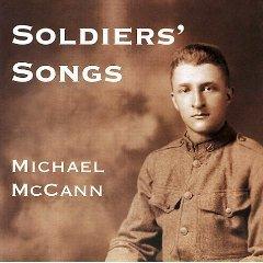 michael mccann - soldiers' songs CD 1996 13 tracks used mint