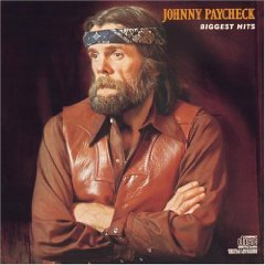 johnny paycheck - biggest hits CD 1987 CBS epic used mint