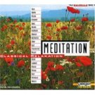 meditation classical relaxation - various artists CD 10-disc boxset 1991 laserlight brand new