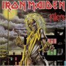 iron maiden - killers CD 1987 EMI toshiba made in japan 10 tracks used mint no obi strip