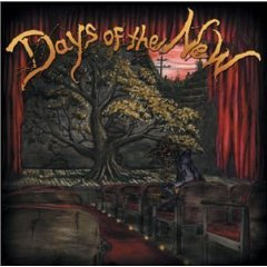 days of the new - days of the new III CD 2001 geffen used mint