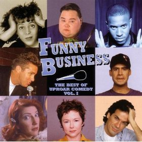 funny business the best of uproar comedy vol.1 CD 2000 uproar used mint