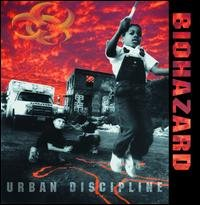biohazard - urban discipline CD 1992 1993 roadrunner rush limited edition 16 tracks mint