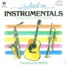 hooked on instrumentals - conducted by MECO CD 1986 k-tel 8 tracks used mint
