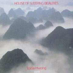 lucia hwong - house of sleeping beauties CD 1985 private music used mint